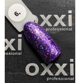 Гель-лак для ногтей OXXI Star Gel   06