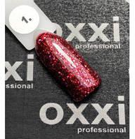 Гель-лак для ногтей OXXI Star Gel   01