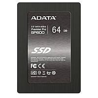 """Накопитель SSD 2.5"""" 64GB ADATA"""