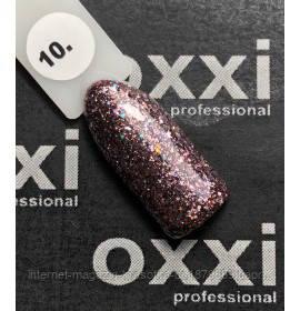 Гель лак Oxxi STAR GEL 10