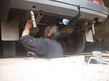 Установка фаркопа на автомобиль