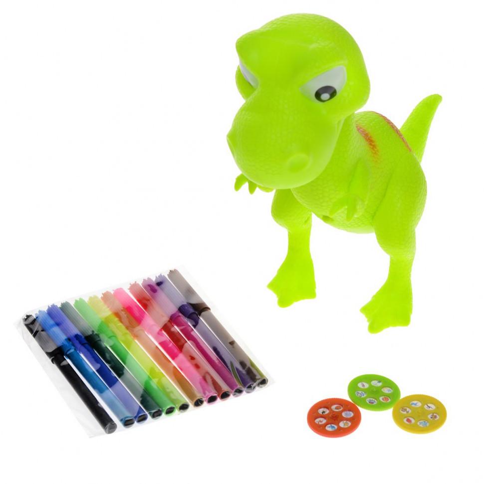 """Проектор """"Динозавр"""" 8189"""