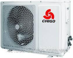 Инверторный кондиционер CHIGO CS-70V3A-W156 серии LOTUS INVERTER, фото 2