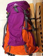 Туристический рюкзак 38 л Onepolar 2183 Сетка, Боковые, 2, 50, Поясной ремень, Каркасный, Унисекс, One Polar, Китай, Фиолетовый, фото 1