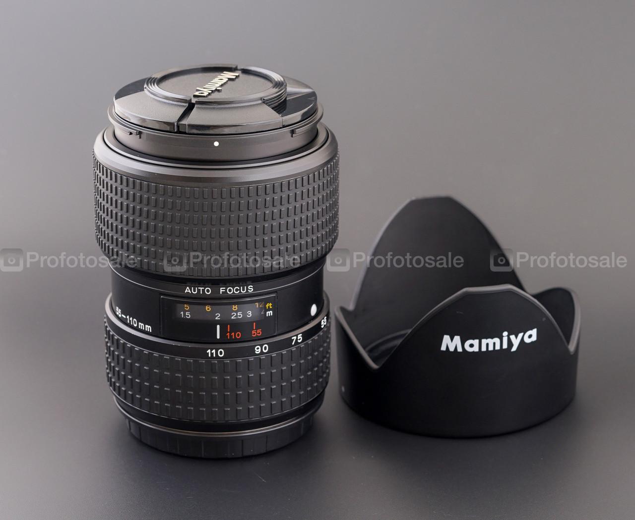 Mamiya AF 55-110 f/4.5