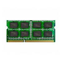 Модуль памяти для ноутбука SoDIMM DDR3 2GB 1600 MHz Team
