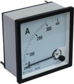 Амперметр аналоговий CNC YC-A96 600-3200A/5A