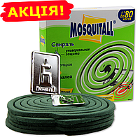 Спирали от комаров Mosquitall универсальная защита