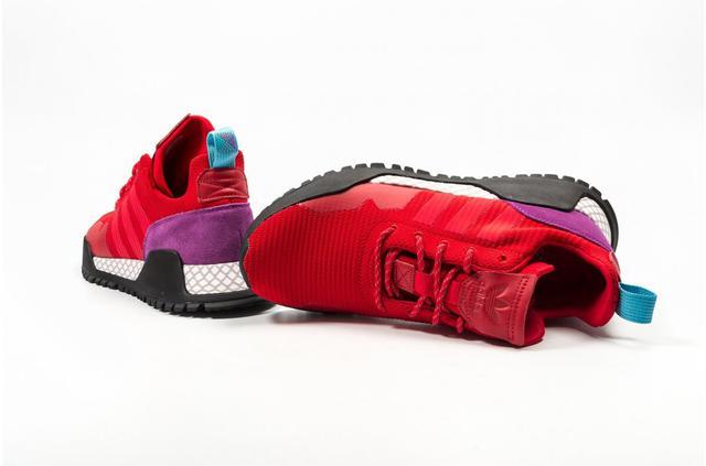 Adidas AF Primeknit Red
