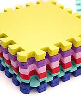 Мягкий пол коврик-пазл 30*30*1 см