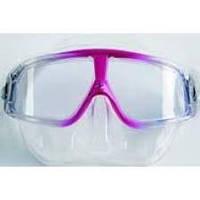 Маска для снорклинга AquaLung Sphera LX; прозрачно-фиолетовая
