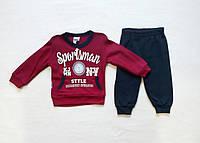 Комплект для мальчика 9 12 18 24 месяца Турция