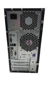 HP 400 G1 MT / Intel Core i5-4460 (4 ядра по 3.4GHz) / 8GB DDR3 / 120GB SSD + 500GB HDD / new! GeForce GTX 1050Ti 4GB GDDR5 / БП-500W, фото 2