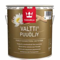 Tikkurila Valtti Puuoljy (Тиккурила Валтти Масло для дерева) База ЕС, 2.7 л