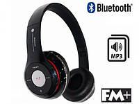 Беспроводные наушники Stereo Headphones S460 с MP3, Bluetooth и FM