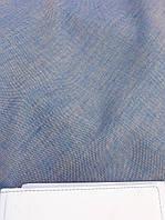 Лляна костюмна тканина з меланжевим ефектом, фото 1