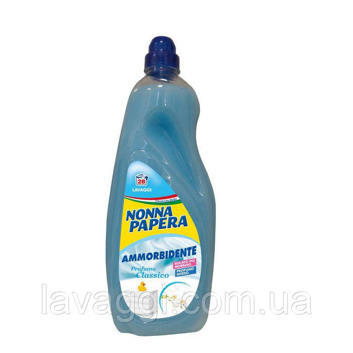 Кондиционер-ополаскиватель Nonna Papera Ammorbidente Classico 2L