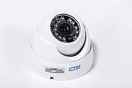 Камера AHD наружная купольная RCI RDW94FHD-36IR 1080P