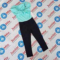 Детский комбинезон брюками для девочек оптом New colection