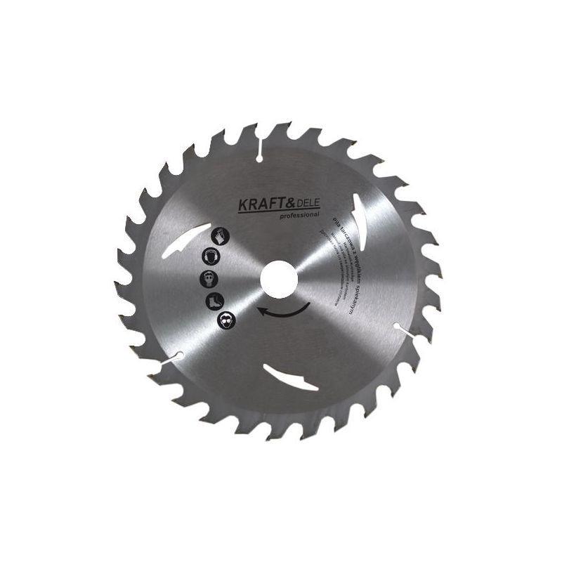 Пильный диск для дерева 300 мм 24T KD1037