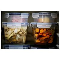 Пищевой контейнер IKEA 365+ 1,4 л. пластик