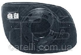 Вкладыш зеркала левый с обогревом Cerato Koup 2009-12