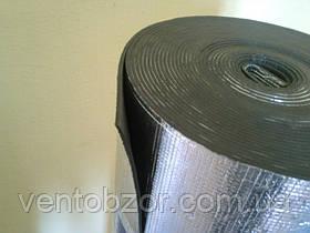 Изолон 3 мм фольгированный; пенонополиэтилен 3 мм фольга