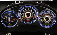 Шкалы приборов для Subaru Impreza 2000-2007, фото 1