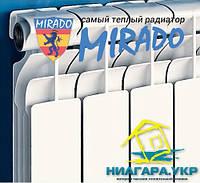 Биметаллическая батарея MIRADO 300x85мм Украина (10 секций)