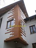 Планкен/ромбус сибирской лиственницы размер 20х95/120/140 мм-выбрать сорт сорт А, фото 6