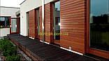 Планкен/ромбус сибирской лиственницы размер 20х95/120/140 мм-выбрать сорт сорт А, фото 10