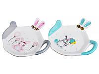 """Набор подставок под чайный пакетик """"Кролики"""" 11.5 см, Lefard, 940-149"""