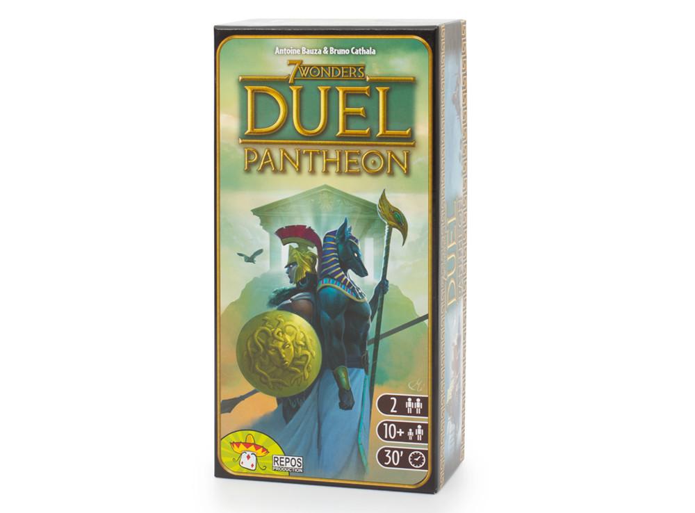 Настольная игра 7 Wonders: Duel Pantheon