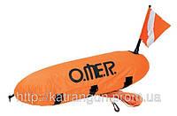 Буй для подводной охоты Omer Master Torpedo, в чехле