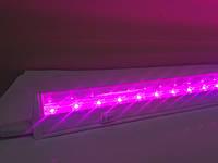 Светодиодный фитосветильник для растений, T8, 8 Вт, 60 см