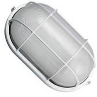 Светильник баня-сауна НББ 100вт IP54 Е27 Овал с решеткой