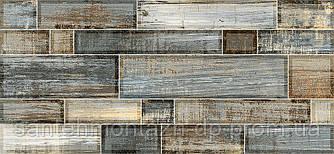 Кахель д/стіни ВЕРСО 23х50 світло-коричневий 031