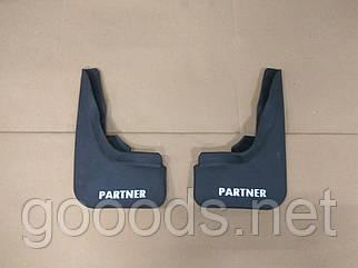 Передние брызговики Peugeot Partner 1996-2007