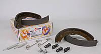 Autotechteile 4206 Колодки ручника задние с пружинами (180x25) Mercedes-Benz Sprinter/VW Crafter (Германия)