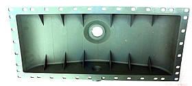 Бак радиатора 36-1301050П (ЮМЗ-6, Д-65) верхний (пластик)