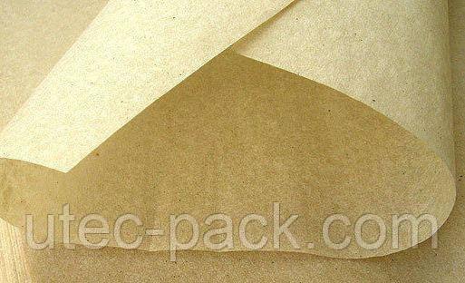 Обертка (небеленый подпергамент), порезка бумаги на любой формат