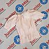 Детские  хебешный блузки для девочек  оптом MODA