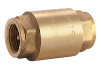 Клапан с латунным штоком 1