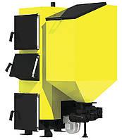 Пеллетный отопительный котел на твердом топливе Kronas (Кронас) Combi 42, фото 1