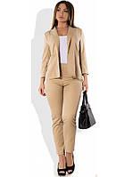 Деловой женский костюм размеры от XL 4220