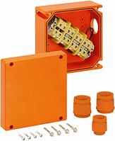 Огнестойкая распределительная коробка Spelsberg WKE 404 RK, Р30; входы: 2хМ50, 1хМ32; sp86240401