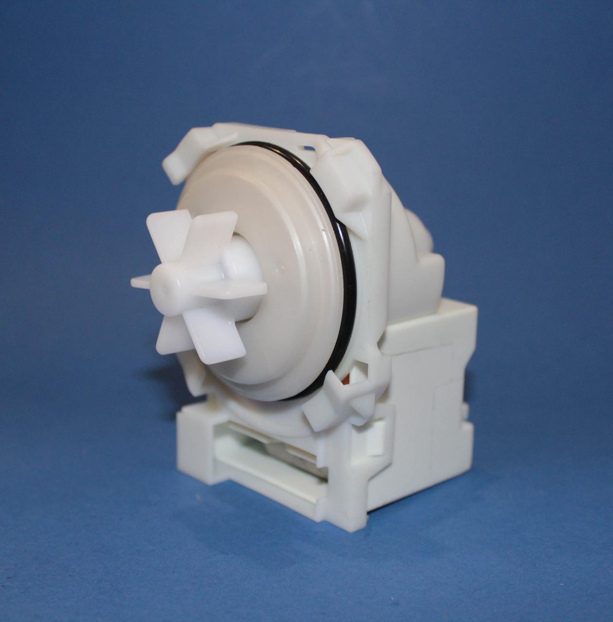 Насос для стиральной машины Bosch, Siemens (фишка сзади)