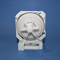 Насос для стиральной машины Bosch, Siemens (фишка сзади), фото 2