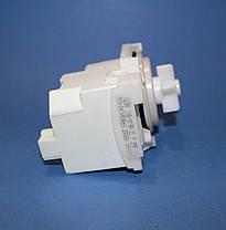 Насос для стиральной машины Bosch, Siemens (фишка сзади), фото 3