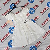 Детские летние хебешные платья для девочек оптом, фото 1